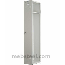 Шкаф для раздевалок ПРАКТИК LS-001-40 (приставная секция)