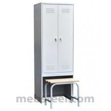 Шкаф металлический ШО-600 Вск