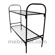 Кровать двухъярусная КМС-2Э
