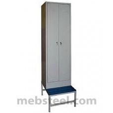 Шкаф металлический ШР-600П