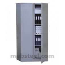 Шкаф металлический офисный ПРАКТИК AM 2091