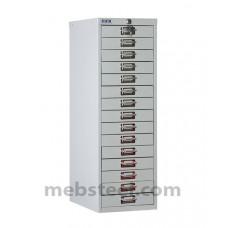 Шкаф многоящичный ПРАКТИК MDC-A4/910/15