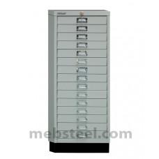 Шкаф многоящичный BISLEY BA 3/15L (PC 119)