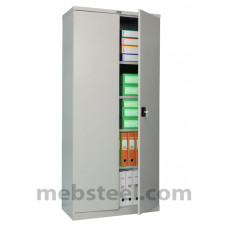Шкаф металлический офисный ПРАКТИК СВ-14
