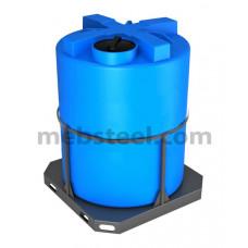 Пластиковая ёмкость в обрешётке 2000 (3000) литров