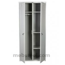 Шкаф для раздевалок ПРАКТИК LS-21-80U