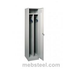 Металлический шкаф для одежды ШР-21/400