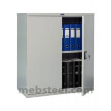 Шкаф металлический офисный ПРАКТИК СВ-11