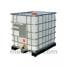 Еврокуб 1000 литров на пластиковом поддоне