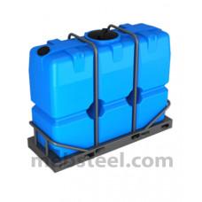 Пластиковая ёмкость в обрешётке 2000 (8000, 10000) литров