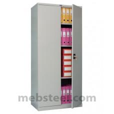 Шкаф металлический офисный ПРАКТИК СВ-15