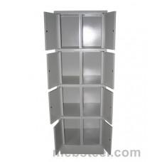 Металлический шкаф для одежды ШР-28/600