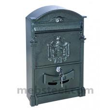 Почтовый ящик уличный ВН-12 (зеленый)
