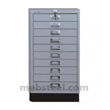 Шкаф многоящичный BISLEY BA 3/10L (PC 117)