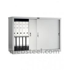 Шкаф металлический офисный ПРАКТИК АМТ 0812