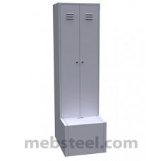 Шкаф металлический ШР-22 600Т