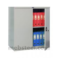 Шкаф металлический офисный ПРАКТИК СВ-21