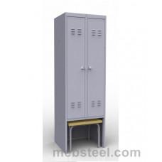 Шкаф сборно-разборный ШР-22 600 ВСК