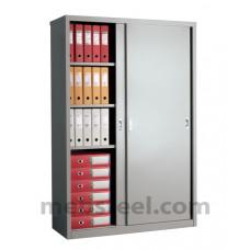 Шкаф металлический офисный ПРАКТИК AMT 1812