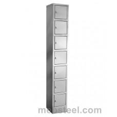 Металлический шкаф для одежды ШЦ-17