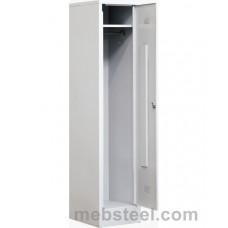 Металлический шкаф для одежды ШР-11/400