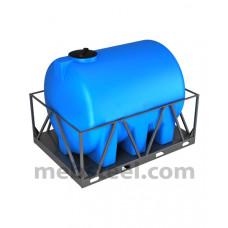 Пластиковая ёмкость в обрешётке 2000 (3000, 5000) литров