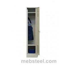 Металлический шкаф для одежды ШР-11/300