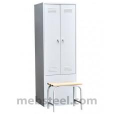 Шкаф металлический ШО-600 Ск