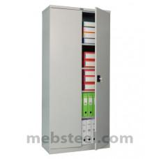 Шкаф металлический офисный ПРАКТИК СВ-12