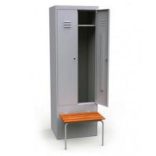 Шкаф для одежды ШР-22 600 ОСК