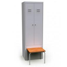 Шкаф для одежды ШР-22 600 СК