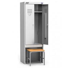 Шкаф для одежды ШР-22 600 ВСК
