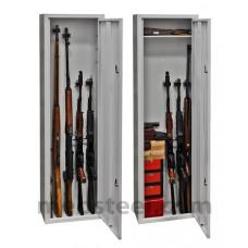 Оружейный шкаф К-4