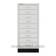 Шкаф многоящичный BISLEY BA 3/9L (PC 115)
