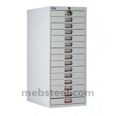 Шкаф многоящичный ПРАКТИК MDC-A3/910/15