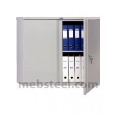 Шкаф металлический офисный ПРАКТИК М 08