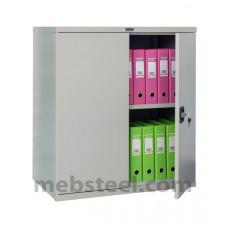 Шкаф металлический офисный ПРАКТИК СВ-13