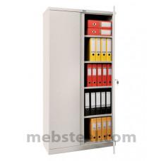 Шкаф металлический офисный ПРАКТИК М 18