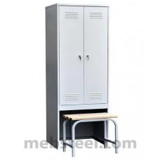 Шкаф металлический ШО-800 Вск