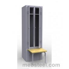 Шкаф сборно-разборный ШР-22 600 ОСК