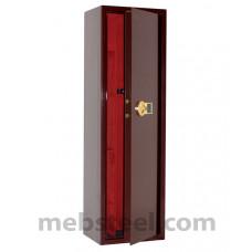 Оружейный шкаф VALBERG САФАРИ EL GOLD (вишня)