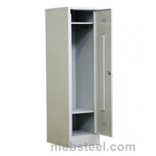 Металлический шкаф для одежды ШР-11/500