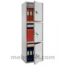 Шкаф бухгалтерский ПРАКТИК SL-150/3Т