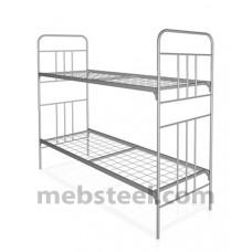 Кровать двухъярусная армейская